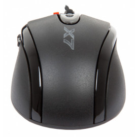 Мышь A4Tech X-710BK черный оптическая (2000dpi) USB (7but)