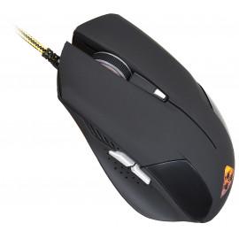 Мышь Оклик 765G SYMBIONT черный оптическая (2400dpi) USB (6but)