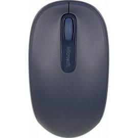 Мышь Microsoft Mobile Mouse 1850 синий оптическая (1000dpi) беспроводная USB для ноутбука (2but)