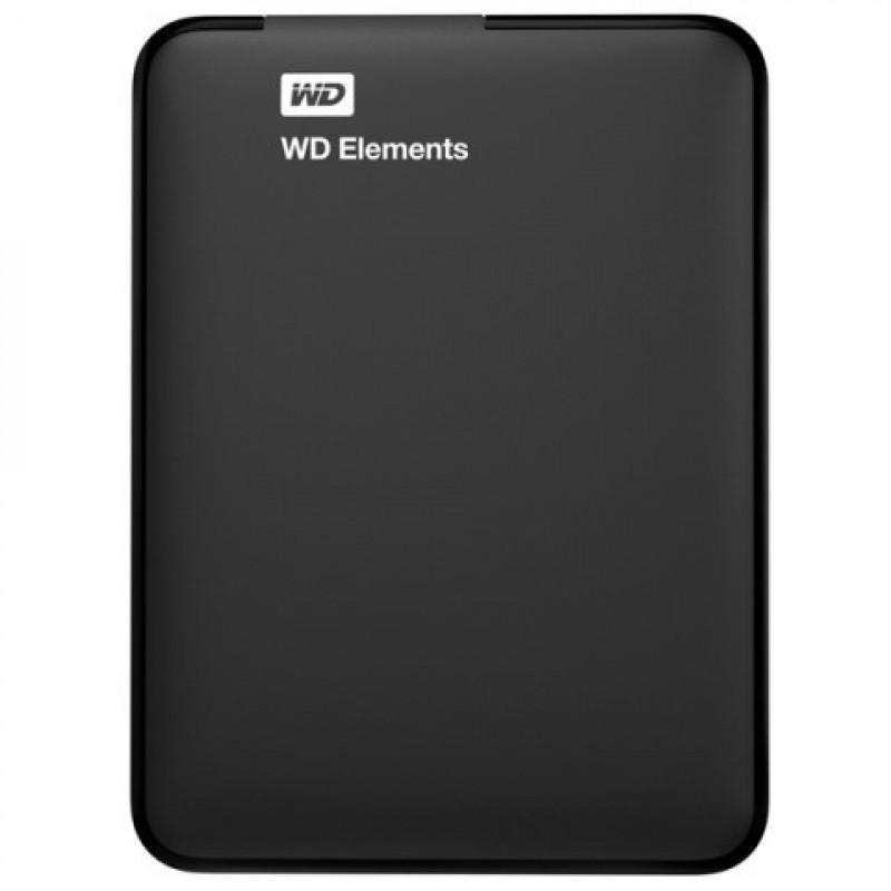Жесткий диск WD Original USB 3.0 2Tb WDBMTM0020BBK-EEUE Elements Portable 2.5
