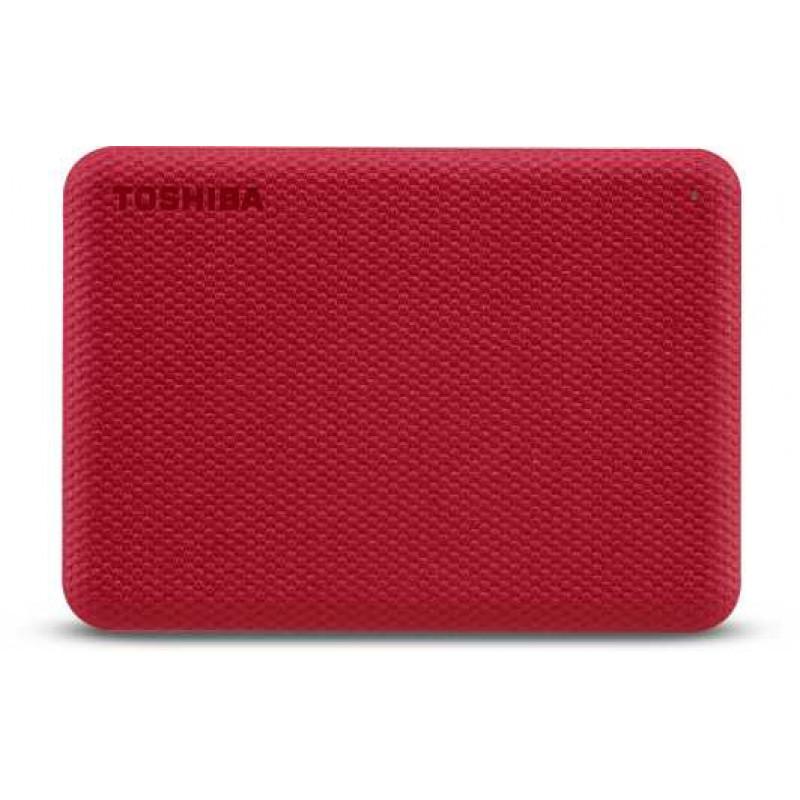 Жесткий диск Toshiba USB 3.0 2Tb HDTCA20ER3AA Canvio Advance 2.5