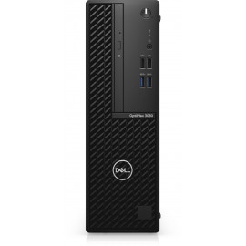 ПК Dell Optiplex 3080 SFF i3 10100 (3.6)/4Gb/1Tb 7.2k/UHDG 630/DVDRW/Windows 10 Professional/GbitEth/200W/клавиатура/мышь/черный