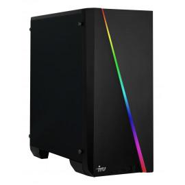 ПК IRU Game 525 MT Ryzen 5 3600 (3.6)/16Gb/1Tb 7.2k/SSD240Gb/RTX3060 12Gb/Free DOS/GbitEth/700W/черный