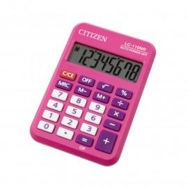 Калькулятор карманный Citizen Cool4School LC110NRPK розовый 8-разр.
