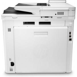 МФУ лазерный HP Color LaserJet Pro M479fdn (W1A79A) A4 Duplex Net белый/черный