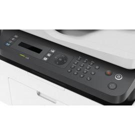 МФУ лазерный HP Laser 137fnw (4ZB84A) A4 WiFi белый/серый