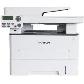 МФУ лазерный Pantum M7100DW A4 Duplex Net WiFi белый