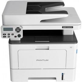 МФУ лазерный Pantum BM5100ADN A4 Duplex Net белый/серый