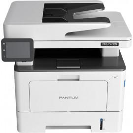 МФУ лазерный Pantum BM5100FDN A4 Duplex Net белый/черный
