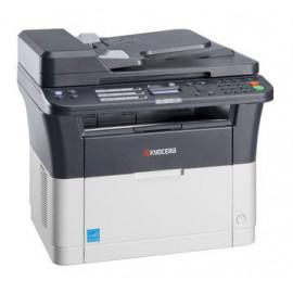 МФУ лазерный Kyocera FS-1025MFP (1102M63RU0/1102M63RUV) A4 Duplex белый/черный