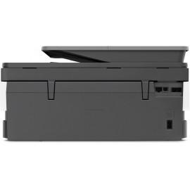 МФУ струйный HP OfficeJet 8023 (1KR64B) A4 Duplex WiFi USB RJ-45 черный/белый