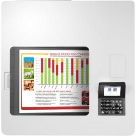 Принтер лазерный HP Color LaserJet Enterprise M554dn (7ZU81A) A4 Duplex