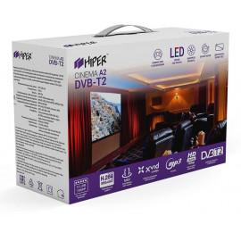 Проектор Hiper Cinema A2 LCD 2000Lm (800x480) 1500:1 ресурс лампы:50000часов 1xUSB typeA 1xHDMI 0.95кг