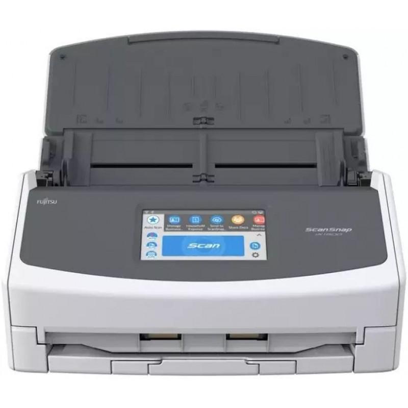 Сканер Fujitsu ScanSnap iX1500 (PA03770-B001) A4 белый/черный