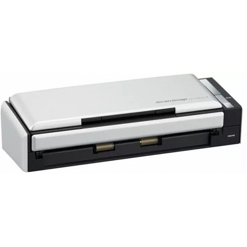 Сканер Fujitsu ScanSnap S1300i (PA03643-B001) A4 белый/черный