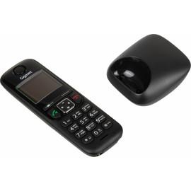 Телефон IP Gigaset AS690IP RUS черный (S30852-H2813-S301)