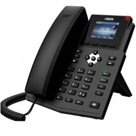 Телефон IP Fanvil X3SG черный