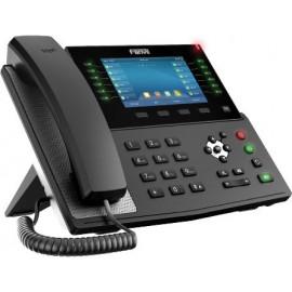 Телефон IP Fanvil X7C черный