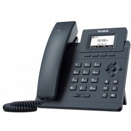 Телефон SIP Yealink SIP-T30P черный