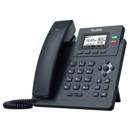Телефон SIP Yealink SIP-T31 черный