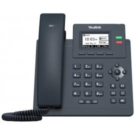 Телефон SIP Yealink SIP-T31G черный