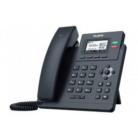 Телефон SIP Yealink SIP-T31P черный