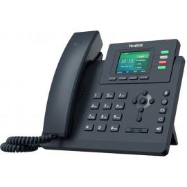 Телефон SIP Yealink SIP-T33G черный