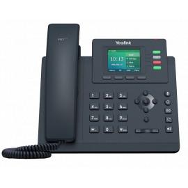 Телефон SIP Yealink SIP-T33P черный