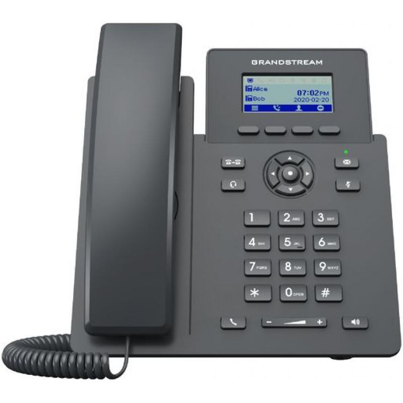 Телефон IP Grandstream GRP-2601 черный