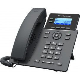 Телефон IP Grandstream GRP-2602P черный
