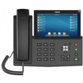 Телефон IP Fanvil X7A черный