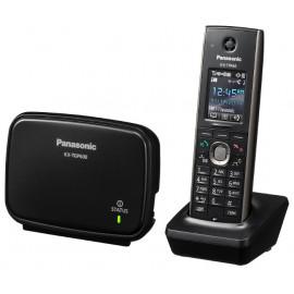 Телефон SIP Panasonic KX-TGP600RUB черный