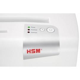 Шредер HSM ShredStar X8 (секр.P-4)/фрагменты/9лист./18лтр./скобы/пл.карты/CD