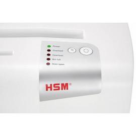 Шредер HSM ShredStar X13 (секр.P-4)/фрагменты/14лист./23лтр./скрепки/скобы/пл.карты/CD