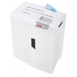 Шредер HSM ShredStar X10-4.5x30 (секр.P-4)/фрагменты/10лист./21лтр./скрепки/скобы/пл.карты/CD