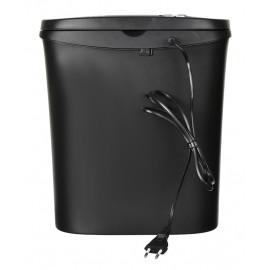 Шредер Buro Home BU-S050C (секр.P-3)/фрагменты/5лист./13лтр./пл.карты