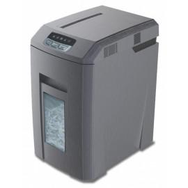 Шредер Office Kit S153 серый (секр.P-4)/фрагменты/24лист./32лтр./скрепки/скобы/пл.карты/CD