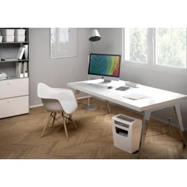 Шредер Leitz IQ Home Office (секр.P-4)/фрагменты/10лист./23лтр./скрепки/скобы