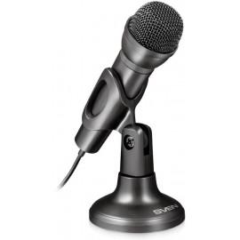 Микрофон проводной Sven MK-500 1.8м черный