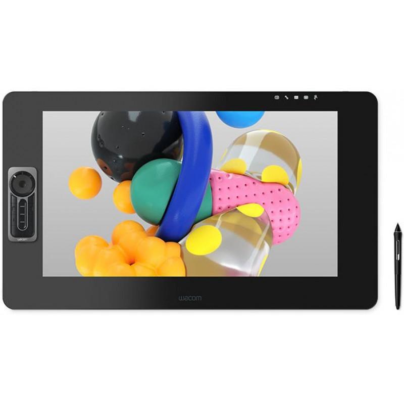 Графический планшет Wacom Cintiq DTH-2420 USB черный
