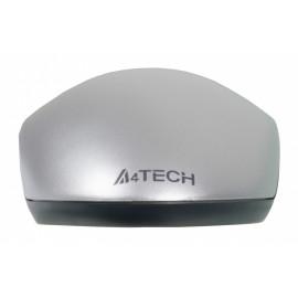 Мышь A4Tech OP-720 3D серебристый оптическая (1000dpi) USB (3but)