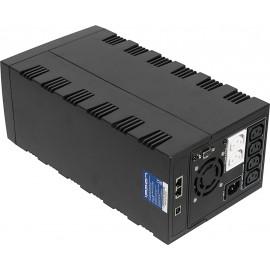 Источник бесперебойного питания Ippon Smart Power Pro II 2200 1200Вт 2200ВА черный