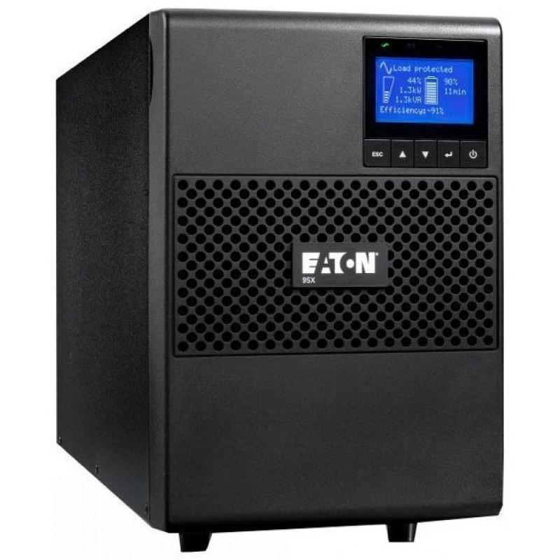 Источник бесперебойного питания Eaton 9SX 3000I 2700Вт 3000ВА черный