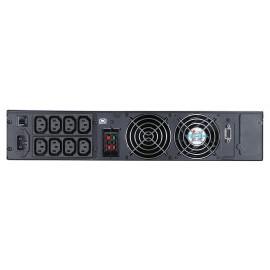 Источник бесперебойного питания Powercom Macan MRT-1000SE 1000Вт 1000ВА черный