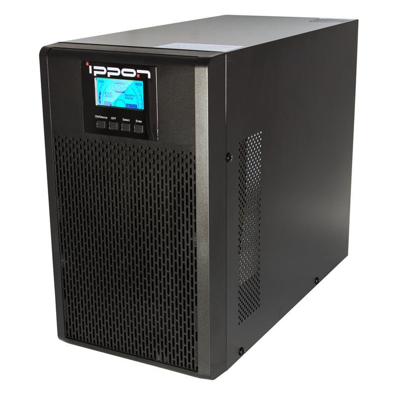 Источник бесперебойного питания Ippon Innova G2 Euro 2000 1800Вт 2000ВА черный