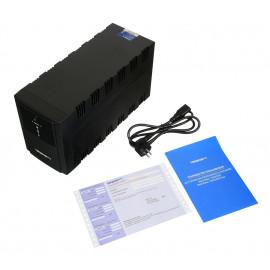 Источник бесперебойного питания Ippon Back Basic 2200 1320Вт 2200ВА черный