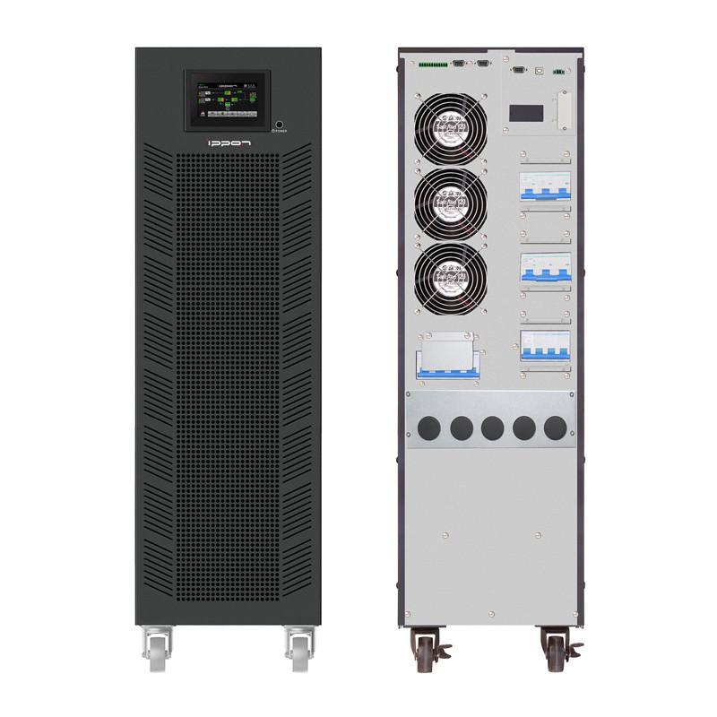 Источник бесперебойного питания Ippon Innova RT 33 40K Tower 40000Вт 40000ВА черный
