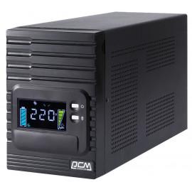Источник бесперебойного питания Powercom Smart King Pro+ SPT-1500-II LCD 1200Вт 1500ВА черный