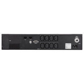 Источник бесперебойного питания Powercom Smart King Pro+ SPR-1500 LCD 1200Вт 1500ВА черный