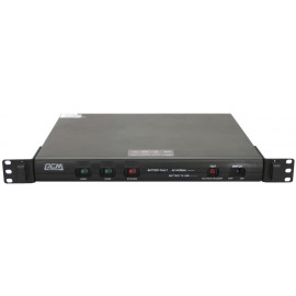 Источник бесперебойного питания Powercom King Pro RM KIN-1500AP LCD 900Вт 1500ВА черный